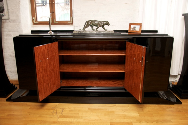 art deco sideboard ohne h ndleraufschlag direkt vom. Black Bedroom Furniture Sets. Home Design Ideas